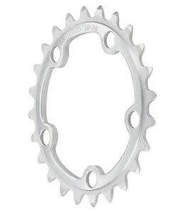 Sugino Sugino Chainring Inner Silver 74 BCD  24T
