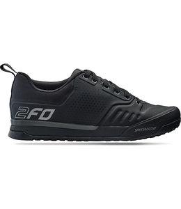 Specialized Specialized MTB Shoe 2FO Flat Blk 43