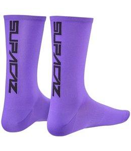 Supacaz Supacaz Socks Neon Purple Small / Medium