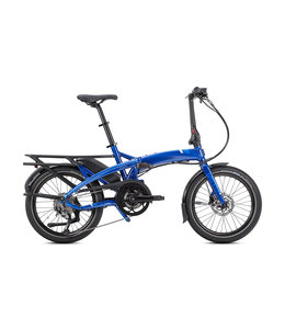 Tern Tern Vektron Q9 9 Speed Fender And Rack Blue