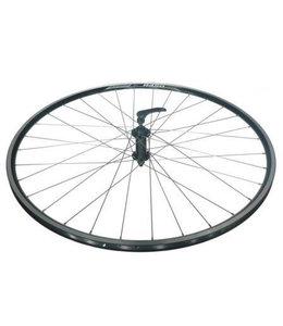Alex Alex Rims Wheel R450 700c Front Joytech Hub Q/R, Black