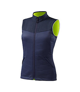 Specialized Specialized Utility Reversible Vest Wmn Nvy/NeonYel M