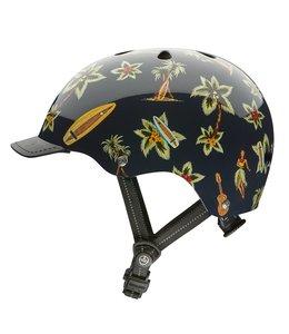 Nutcase Nutcase Street Helmet Hawaiian Shirt Large