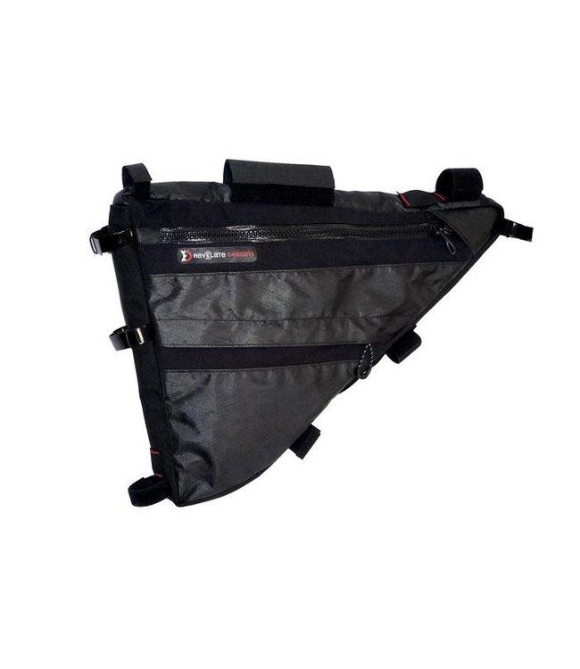 Revelate Designs Revelate Frame Pack Ripio Blk Large
