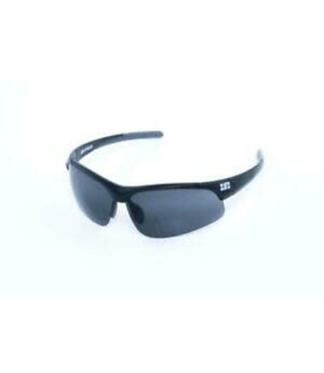 JetBlack Jet Black Sunglasses Patrol Black / Grey Tips