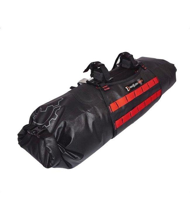 revelate Revelate Handlebar Bag Sweetroll Large Black