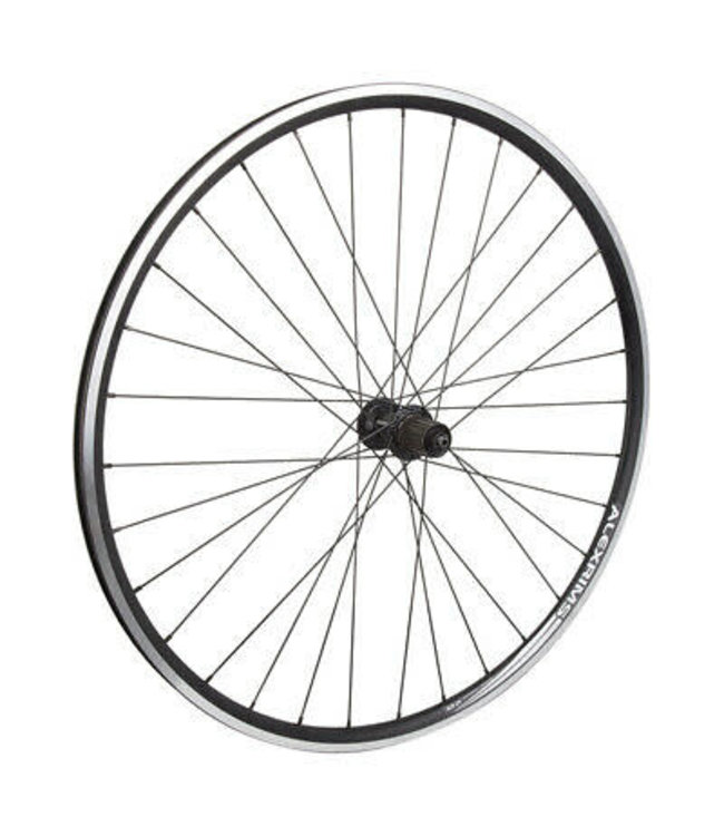 "Alex Alex Wheel 26"" DM18 Novatec 8/9 Speed Black"