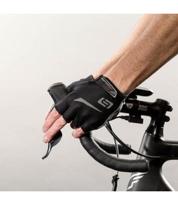 Bellwether Bellwether Glove Ergo Gel Men's Short Finger Black Large