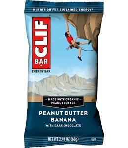 Clif Clif Bar Peanut Butter Banana w/ Dark Chocolate 68g