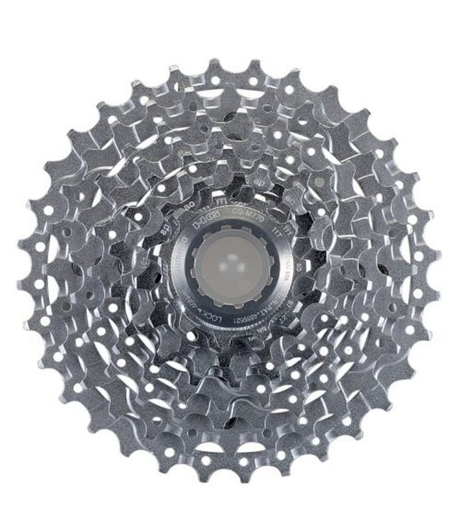 838a2973147 Shimano Cassette Sprocket Deore XT CS - M770 9Speed 11-34T - Epic Cycles
