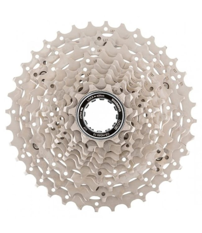 Shimano Shimano Cassette CS-HG50-10 Deore 10sp 11 36T