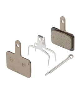 Shimano Shimano Disc Brake Pads MT400 B01S Resin