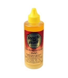 "Rock""N""Roll Rock N Roll Gold Lube 4oz / 117ml"