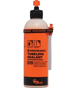 Orange Seal Tubeless Sealant Endurance Injection 8oz / 237ml