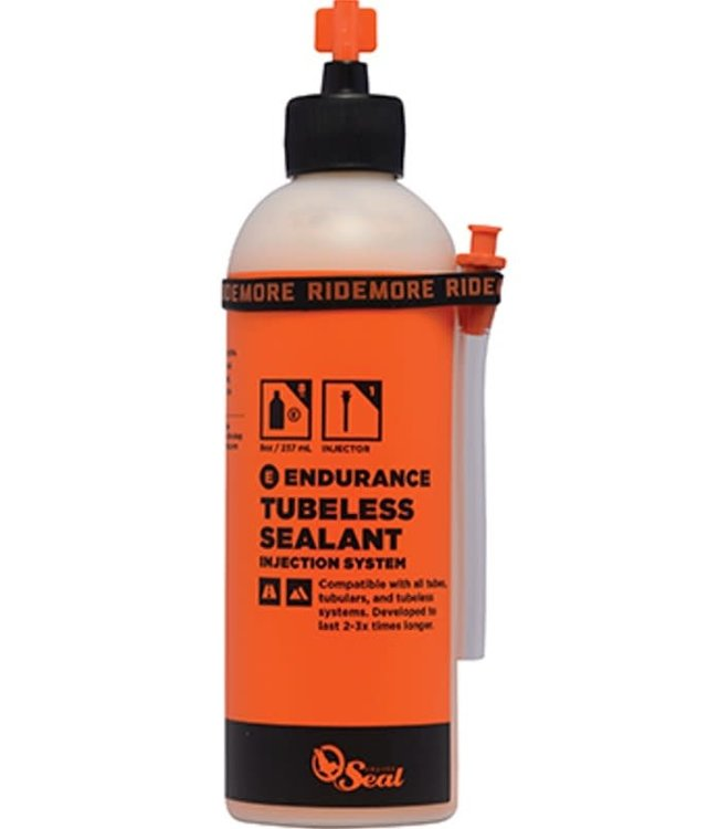 Orange Seal Orange Seal Tubeless Sealant Endurance Injection 8oz / 237ml