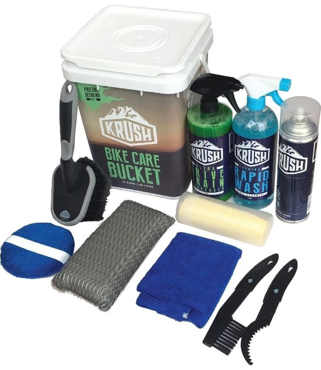 Krush Krush Pro Bike Detailing Kit