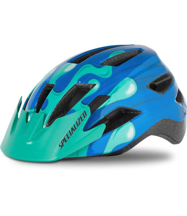 Specialized Specialized Shuffle SB Helmet Neon Blue Acid Mint Slime