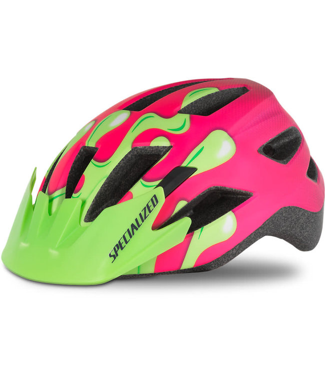 Specialized Specialized Shuffle SB Helmet Acid Pink Slime Youth