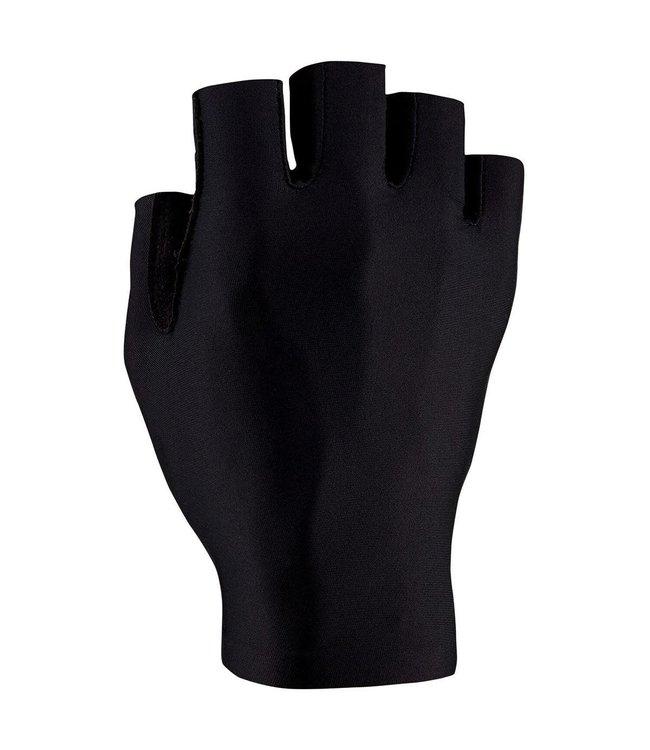 Supacaz Supacaz Gloves SupaG Half Finger Blackout Medium