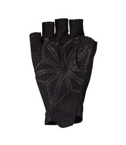 Supacaz Supacaz Gloves SupaG Half Finger Blackout Large