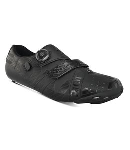 Bont Bont Shoes Riot Road+ Boa Matte Black/Black 43 Wide Fit