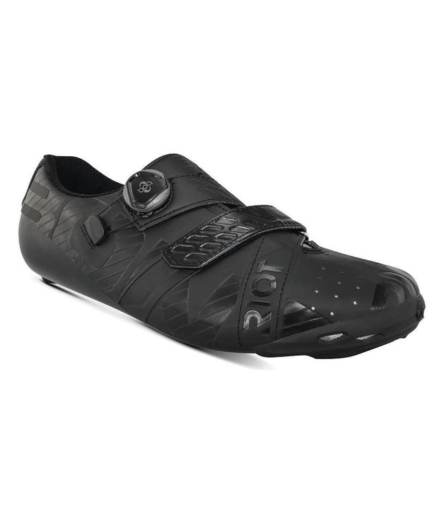 Bont Bont Shoes Riot Road+ Boa Black/Black 44.5