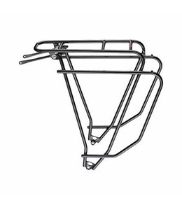 "Tubus Tubus Logo Evo Rear Rack 26/28"" Black"