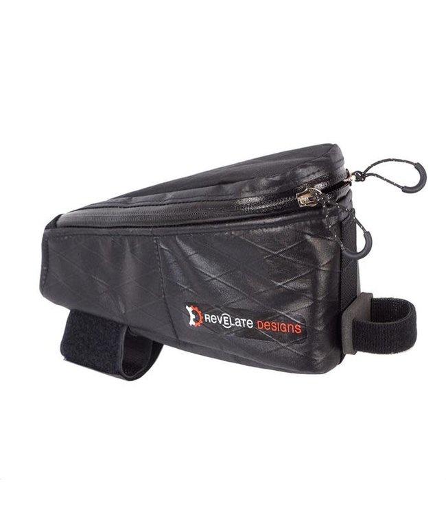 Revelate Designs Revelate Top Tube Bag Gas Tank Black