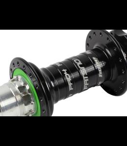 hope Hope Pro 4 Fatsno Rear Hub 6 Bolt Black  32h 197mm x 12mm XD