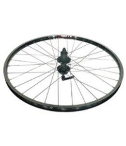 Alex Alex Rims Wheel 26 DM18 8/10 Spd Disc Rear Black