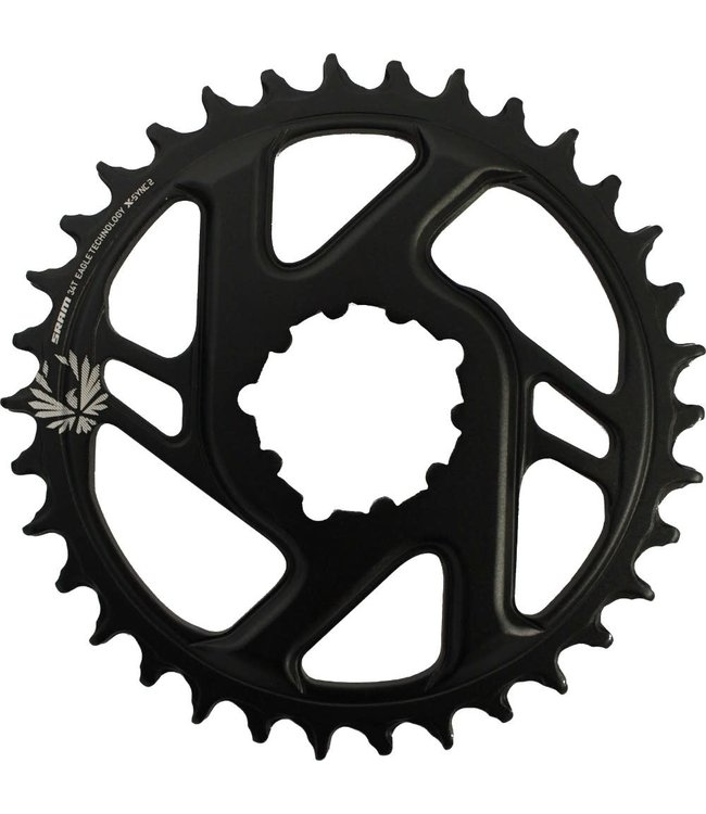 SRAM Eagle NX Chainring X - Sync 2 Direct Mount 3mm Offset Black 1 x 12Speed 30T