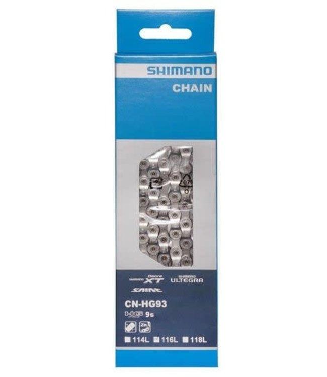 Shimano Shimano CN-HG93 Chain 9-SPEED Ultegra/Deore XT