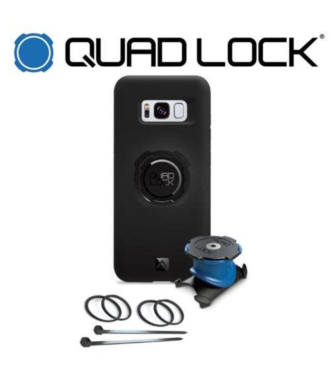 Quad Lock Quad Lock Samsung Galaxy S8+ Bike Kit