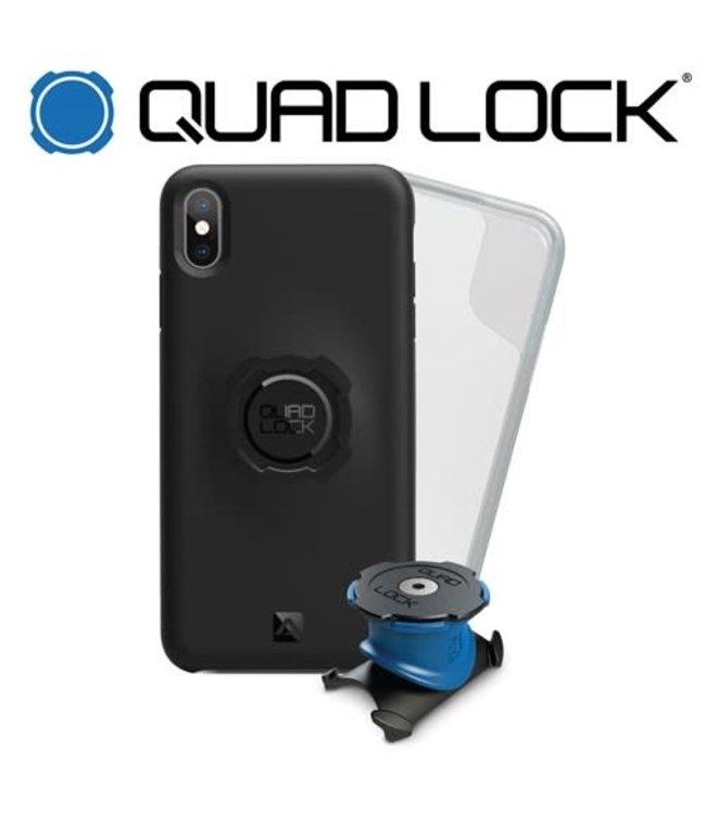 Quad Lock Quadlock Bike Kit iPhone X Max