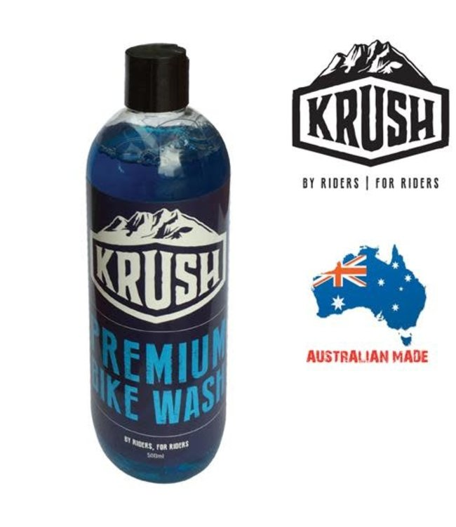 Krush Krush Premium Bike Wash 500mL