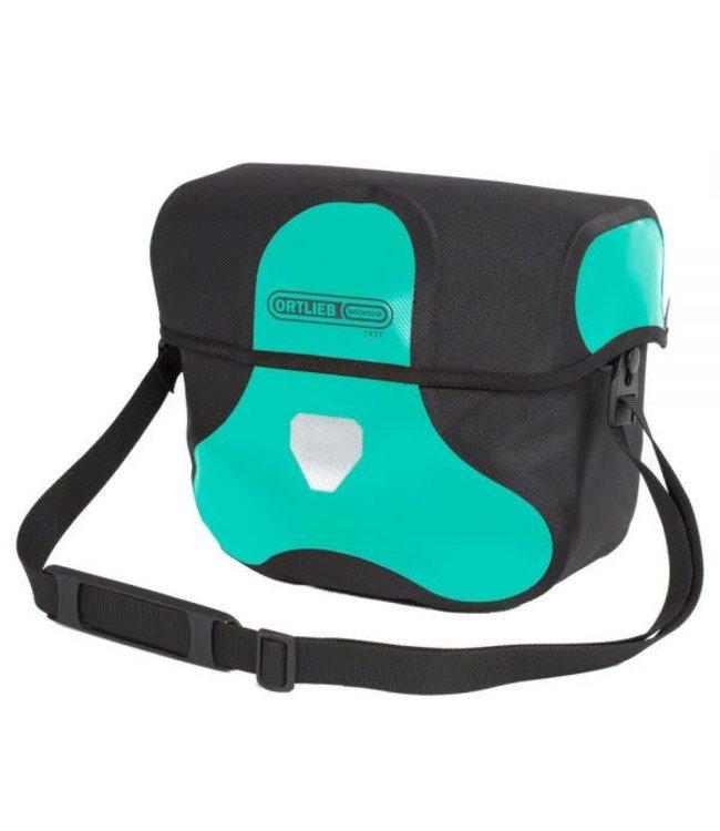 Ortlieb Ortlieb Handlebar Bag Ultimate 6 Free F3406 7L Lagoon Black