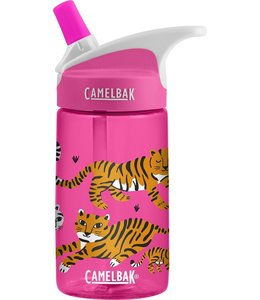 Camelbak Camelbak Bottle Eddy Kids Vinyl Tigers 400mL