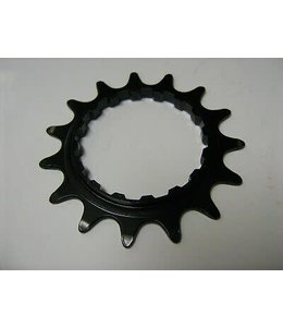 Bosch Bosch Chainring For E-Bike Motor Black 15T