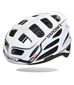 Suomy Suomy Helmet Gun Wind S-Line White Black Matte XS-M