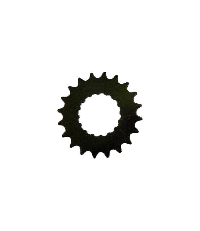 Bosch Chainring For E-Bike Motor Black 20T