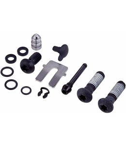 Sram Sram Caliper Hardware Kit S4 Black Banjo Bolt Bed Screw Pad Pin Guide R/RS