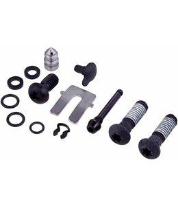 Sram Sram Caliper Hardware Kit S4 Black Banjo Bolt Bed Screw Pad Pin Guide R/RS ( Incomplete)