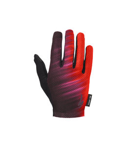 Specialized Specialized Gloves BG Grail LF Women's Acid Lava/Black Faze Large