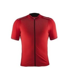 Craft Craft Jersey Glow Men Red Black Small
