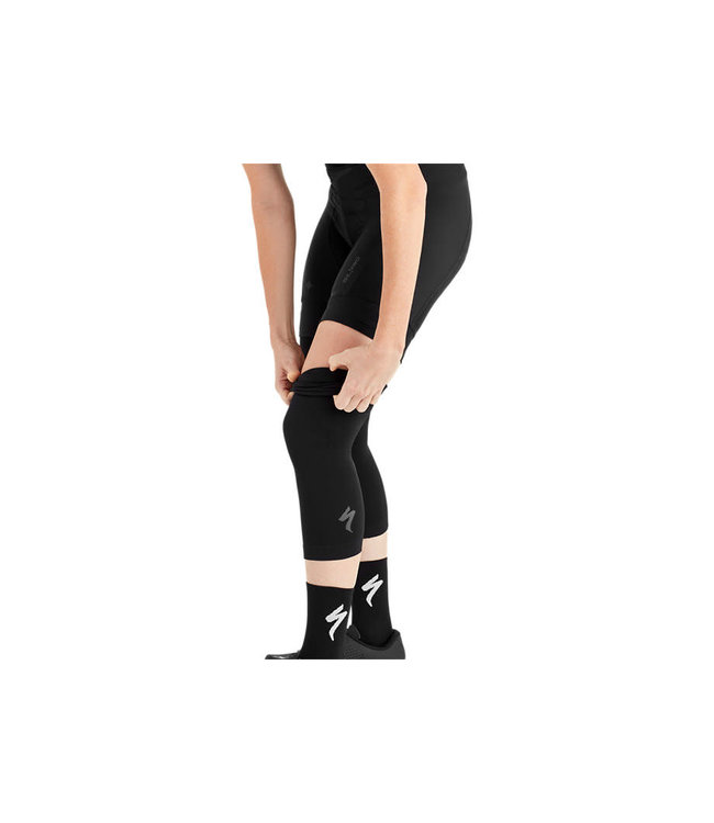 Specialized Specialized Knee Warmers Therminal Engineered Black Medium