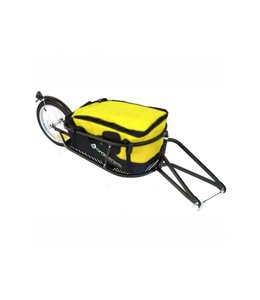 Proseries BPW Proseries Single Wheel Trailer w/90L Yellow Bag-9810