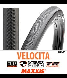 Maxxis Maxxis Tyre Velocita 700 x 40c EXO TR 12TPI