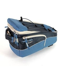 Racktime Rackime Rack Top Bag Blue