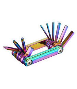 Supacaz Supercaz Multitool Macgyver 10 oil Slick