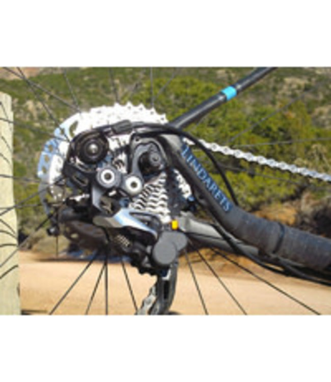 Wolf Tooth Wolf Tooth Derailleur Tan Pan Negotiator Shimano 10 spd w/Inline Adaptor